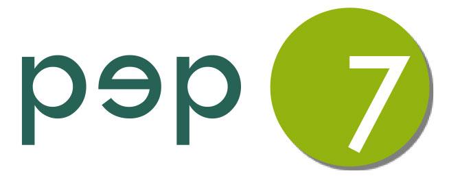 pep 7
